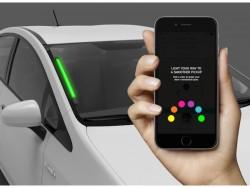 Farbsystem Uber SPOT (Bild: Uber)
