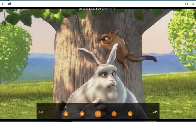 Der VLC Media Player unterstützt zahlreiche Video- und Audioformate (Bild: VideoLAN)