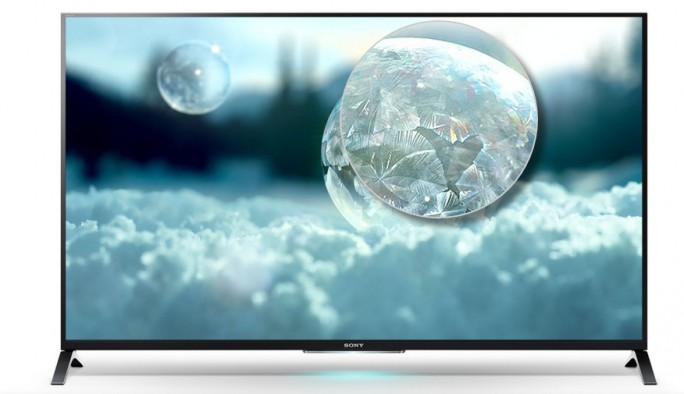 4K-Fernseher (Bild: Sony)
