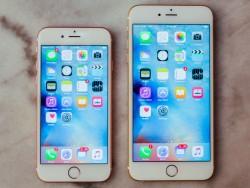 iPhone 6S und 6S Plus (Bild: CNET.com).