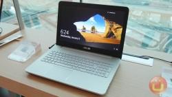 Asus VivoBook N552 (Bild: Übergizmo.de)