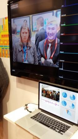 Emotient-Gesichtserkennung im Shop-Einsatz (Bild: ZDNet.com)