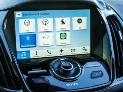 Ford Sync 3 wird um weitere Funktionen ergänzt (Bild: Wayne Cunningham / CNET)