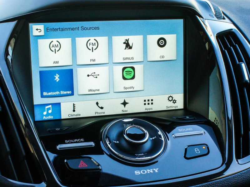 ford integriert apple carplay und android auto. Black Bedroom Furniture Sets. Home Design Ideas