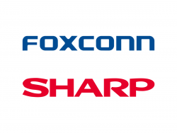 Foxconn kauft Sharp (Bild: Foxconn/Sharp).