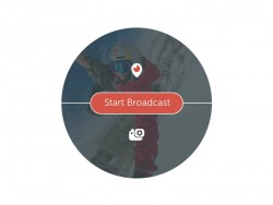 GoPro-Option in der iPhone-App Periscope (Bild: GoPro)