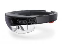 Microsoft HoloLens basiert auf Intel-Chip