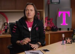 John Legere, CEO von T-Mobile USA (Screenshot: ZDNet.de)