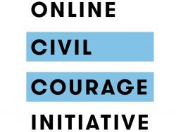 Logo der Initiative für Zivilcourage Online (Bild: OCCI)