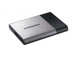 Die Portable SSD T3 bietet bis zu 2 TByte Speicher (Bild: Samsung).