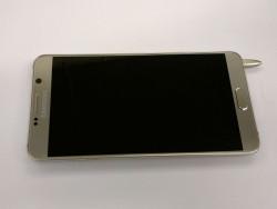 Samsung Galaxy Note 5 mit verkehrt eingeschobenem Stift (Bild: ZDNet.com)