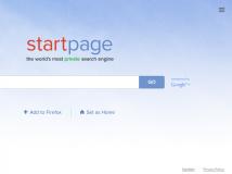 Suchmaschine StartPage erzielt Rekordergebnisse