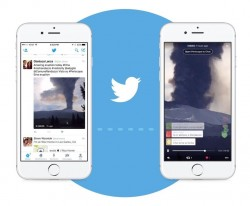 Periscope in der Twitter-App (Bild: Twitter)