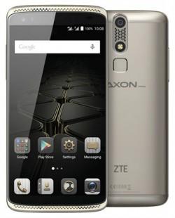 Der 5,2-Zoll-Touchscreen des Axon Mini (Elite Edition) kann mehrere Druckstufen unterscheiden (Bild: ZTE).