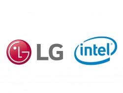 LG und Intel kooperieren bei 5G-Telematiksystemen für vernetzte Fahrzeuge (Bild: LG/Intel).