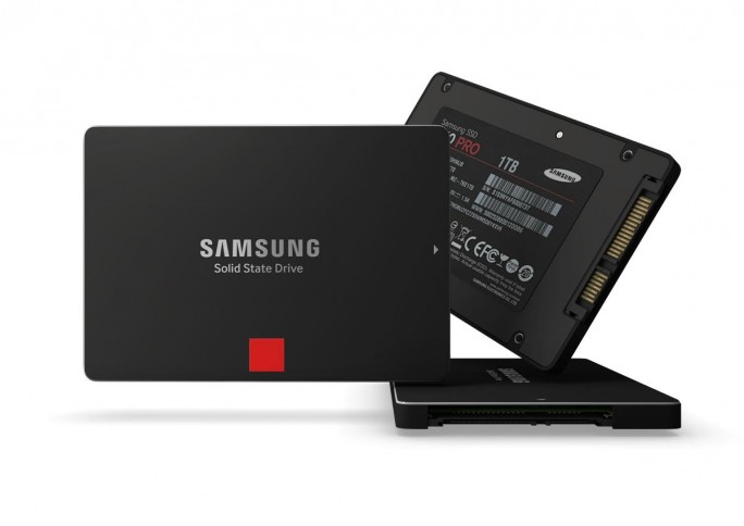 Samsung SSD850 PRO (Bild: Samsung)