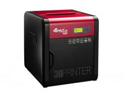 3D-Drucker wie der kürzlich von XYZPrinting vorgestellte Da Vinci 1.0 Pro mit Einhausung reduzieren Emissionen um etwa ein Drittel (Bild: XYZPrinting).