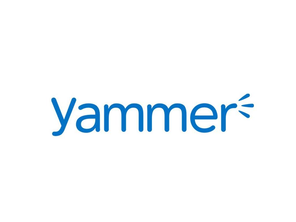 Integration von yammer in office 365 weitgehend abgeschlossen - Yammer office 365 integration ...