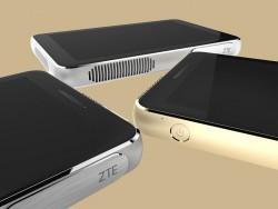 Der ZTE Spro Plus ist ein Hybrid aus Beamer und Tablet (Bild: ZTE).