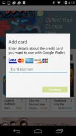 Phishing-Fenster über Google Play (Bild: Kaspersky)