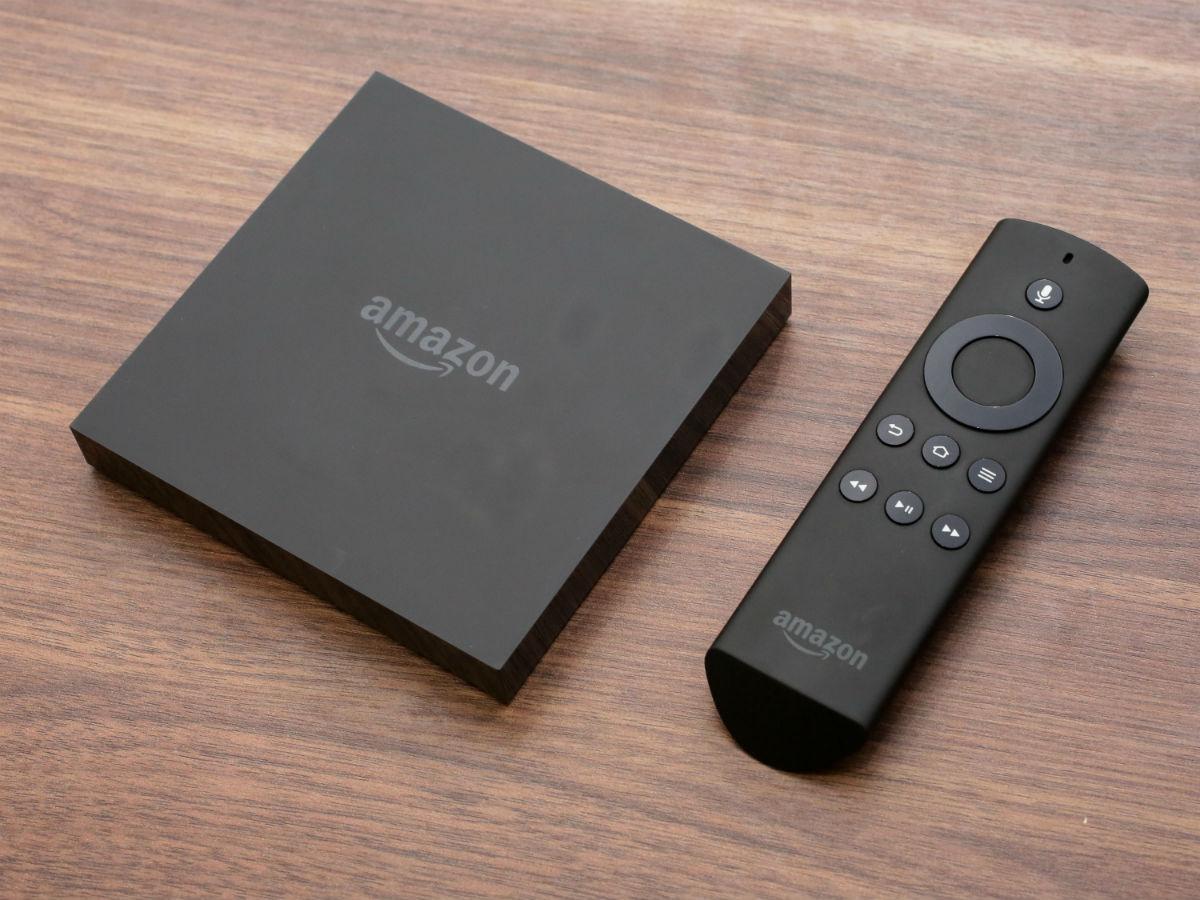 Amazon aktualisiert ältere Fire-TV-Geräte auf Fire OS 5