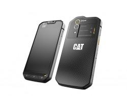 Das Ruggedized-Smartphone Cat S60 soll Stürze aus 1,80 Meter Höhe und bis zu einstündige Tauchgänge bei maximal fünf Metern Wassertiefe unbeschadet überstehen (Bild: Cat Phones).