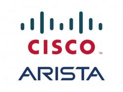 (Bild: Cisco/Arista)