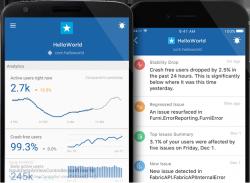 Die App (Bild: Fabric)