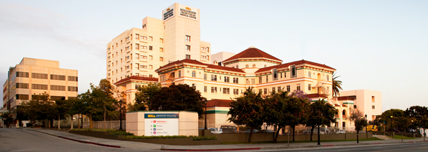 Hollywood Presbyterian Medical Center (Bild: HPMC)