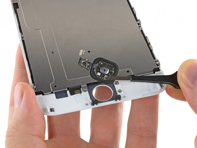 Touch-ID-Sensor (Bild: iFixit)