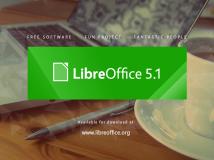 LibreOffice 5.1 verbessert Bedienung und Interoperabilität