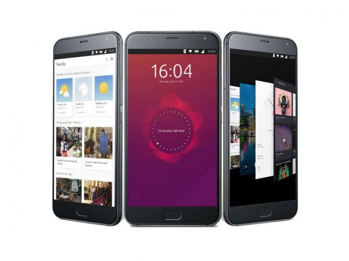 Meizu wird das Pro 5 Ubuntu Edition auf dem MWC an seinem Stand J30 in Halle 3 präsentieren (Bild: Meizu).