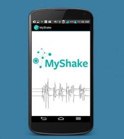 MyShake (Bild: UC Berkeley)