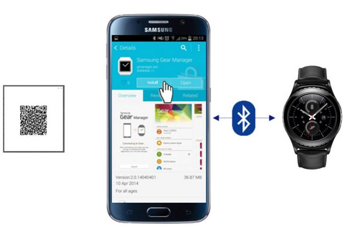 Die eSIM wird mithilfe eines QR-Code und Bluetooth-fähigen Smartphones eingerichtet (Bild: O2).