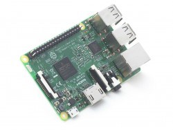 Raspberry Pi 3 (Bild: Raspberry)