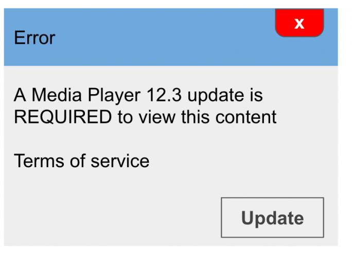 Chrome blockiert nun auch Anzeigen, die per Social Engineering zum Download von Malware verleiten sollen (Bild: Google).