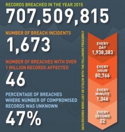 Sicherheitsvorfälle 2015 (Bild: Gemalto)