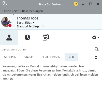 Skype Reagiert Nicht