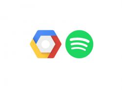 Spotify und Google Cloud (Bild: Google)