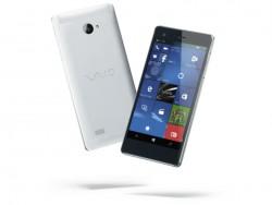 Das Vaio Phone Biz wird zunächst nur in Japan erhältlich sein (Bild: Vaio).