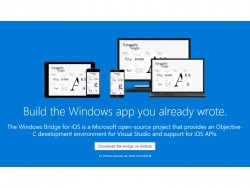 Windows-10-Bridge für iOS (Screenshot: ZDNet.de)