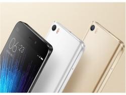 Mi 5 (Bild: Xiaomi)