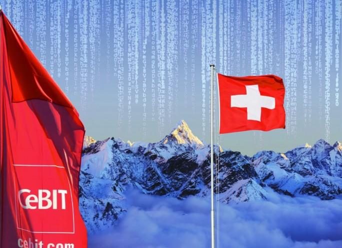 CeBIT 2016: Partnerland Schweiz (Bild: Deutsche Messe)
