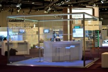 CeBIT 2016: Hewlett Packard Enterprise zeigt den automatisierten Meetingraum CollaborateCube