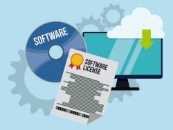 Lizenzen-Software (Shutterstock/johavel)
