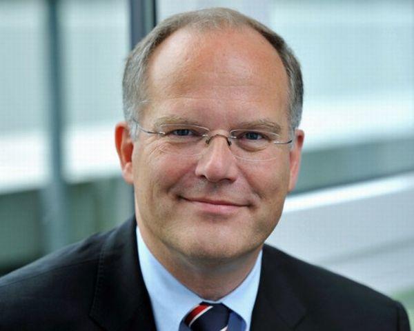 Rainer Zinow, Senior Vice President bei SAP (Bild: SAP)