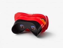 Das View-Master Virtual-Reality-Starterpaket von Mattel richtet sich vor allem an Kinder (Bild: Google).