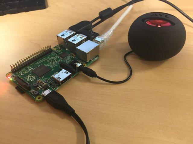 Raspberry-Pi-Projekt für den Zugang zum Alexa Voice Service (Bild: Amazon)