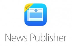 Apple News Publisher (Bild: Apple)