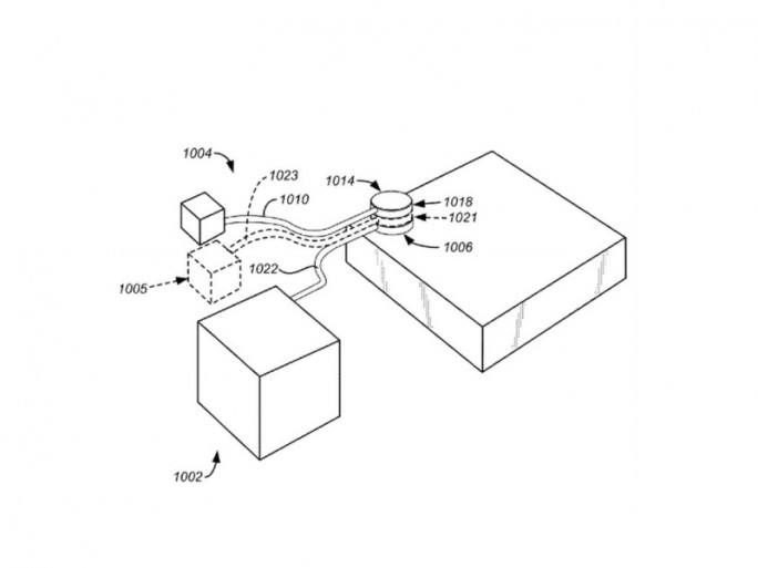 Stapelbarer Smart Connector (Bild: Apple, via USPTO)